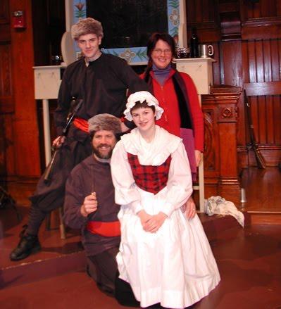 Christmas Revels, December 2004